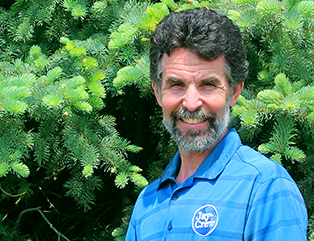 Jay Crew Staff Photo of Keith Baughman
